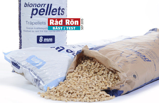 Vilken pellets är bäst